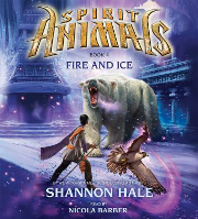 Fire and Ice, Shannon Hale