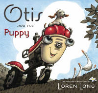 Otis and the Puppy, Loren Long