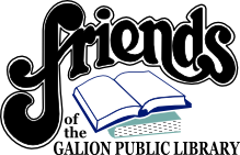 [Friends of the Library logo]